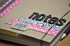 DI CORSO IN CORSO: Notes...per tutti!!!