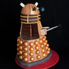 So awesome! Dalek!