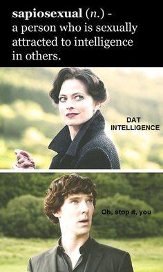 I like big IQ's and I cannot lie.