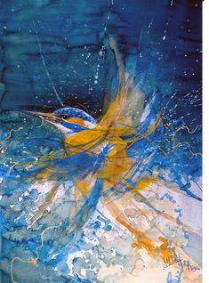 Walty Dudok van Heel - ijsvogel - kingfisher
