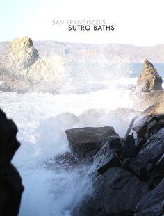 Sutra Baths at Lands End, San Francisco, California   MontgomeryFest