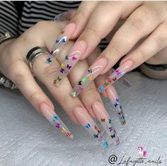 A little too long but Classy Acrylic Nails, Bling Acrylic Nails, Aycrlic Nails, Summer Acrylic Nails, Best Acrylic Nails, Bling Nails, Acrylic Nail Designs, Swag Nails, Summer Nails