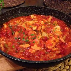 Plat Simple, Hungarian Recipes, Hungarian Food, Thai Red Curry, Lunch, Ethnic Recipes, Tomato Paste, Healthy Dishes, Food Porn