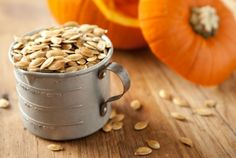 Roasted Pumpkin Seeds | Whole Foods Market--Carving pumpkins today and using my seeds up!