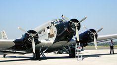Ju52 D-AQUI front+belly - List of airworthy Ju 52s - Wikipedia, the free encyclopedia