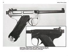 """Extremely Rare Documented Serial Number 3 Japanese """"16 Shot"""" Prototype Semi-Automatic Nambu Pistol"""