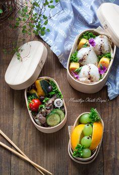 塩焼き肉弁当。|あ~るママオフィシャルブログ「毎日がお弁当日和♪」Powered by Ameba