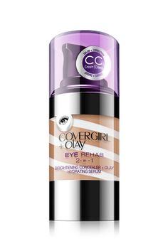 Better Homes & Gardens' best eye cream under $40 - CoverGirl + Olay Rehab CC Cream ($10 in drugstores)