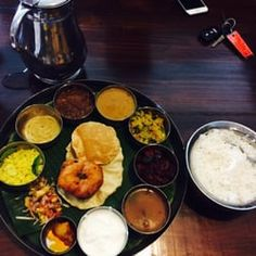 Photo of Kumar's - Plano, TX, United States. Authentic Vegeterian Thali...