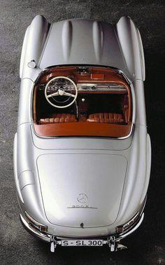 Mercedes 300 SL... ...