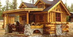 The Top Log Cabin #9 The Western is one we shall have a look at! We consider it a tall order to giv ...