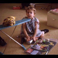 Throwback Thursday: Toys & Games - blog post by Laurel Regan at Alphabet Salad.