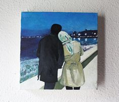 Your picture oil Painting by memorieswarehouse on Etsy, €69.00