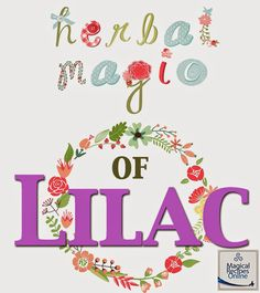herbal magic of lilac