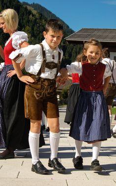 province of Salzburg-Harvest Festival