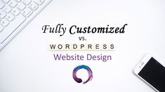 A website is the face of your business and it is something that requires some planning and you need to make wise decisions with regards to going custom or using WordPress. Custom Web Design, Custom Website Design, Web Design Agency, Web Design Services, Internet Marketing Agency, Online Marketing, World Finance, Wise Decisions, Internet News
