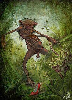 Portal dos Mitos: Tau, Kerana e os Sete Monstros Lendários