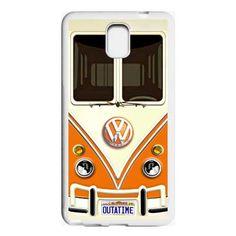Vintage Retro orange VW Volkswagen capsule Samsung Galaxy Note 3 case $16.50