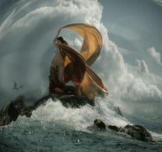 Storm .. Author: Vladimir Fedotko