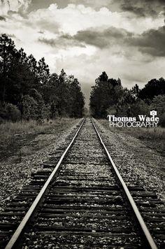 Scenery Photo..Louisiana Railroad\Thomas wade Photography B