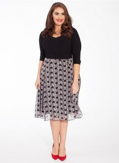 Estelle Dress in Slate Tower