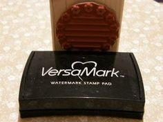 Stamping Joy: A dozen things to do with a Versamark inkpad!