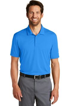 Add custom printed logo to Nike Golf Dri-FIT Legacy Polo Game Royal 391 Anvil Ladies' Sheer Scoop-Neck Tee Golf Fashion, Suit Fashion, Funny Golf Pictures, Photo Blue, Nike Golf, Golf Outfit, Nike Dri Fit, Custom Clothes, Fitness