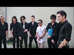 Crown The Empire interview | Dude Where's My Trailer? | Becoming Oprah...    #CrownTheEmpire #CTE #iminlove