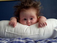 17 gorgeous Down Syndrome babies - High Gloss and Sauce