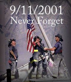 Honoring the fallen today. We will never forget. We Will Never Forget, Always Remember, Let It Be, I Love America, God Bless America, America America, 11 September 2001, New York City, New York
