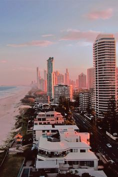 The beautiful Main Beach on the Gold Coast in sunny Queensland, Australia Main Beach, Queensland Gold Coast Australia, Australia Beach, Australia Travel, Queensland Australia, Gold Coast Queensland, City Aesthetic, Travel Aesthetic, Places To Travel, Travel Destinations