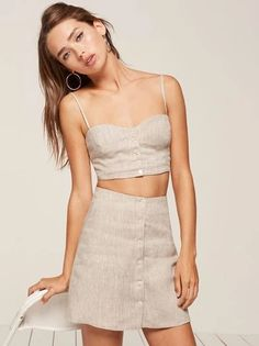 9d92f65cca25fa Tati Two Piece. These 7 Casual Summer Outfits ...