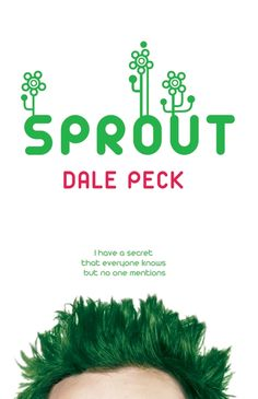Sprout by Dale Peck. When Sprout and his father move from Long Island to the midst of rural Kansas after the death of his mother, he is sure he will find no friends, no love, no beauty. But friends find him, the strangeness of the landscape fascinates him, and when love shows up in an unexpected place, Sprout realises that Kansas is not quite as empty as he thought it was going to be.