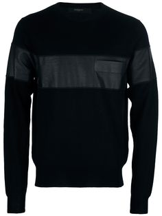 Givenchy Long Sleeve Sweater - Degli Effetti Men - farfetch.com