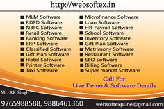 Websoftex Software Solutions pvt. ltd. is used by more than 200 mlm companies across the nation. It has employed 225 engineers for their support round-the-clock. This software has been developed to its present state by years of research and trial-and-error process.