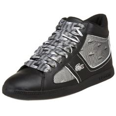Lacoste Women's Observe 2 FD Hi Top - designer shoes, handbags, jewelry, watches, and fashion accessories | endless.com