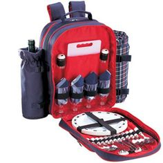 Wyndham Wine Picnic Backpack
