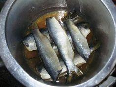 Aprenda a preparar sardinha fresca na pressão com esta excelente e fácil receita. Buscando uma receita deliciosa de sardinha? O TudoReceitas sugere a sardinha fresca...