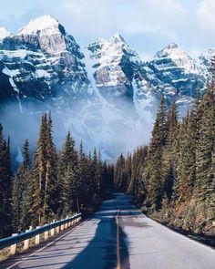 Banff Alberta Canada   Craig Howes