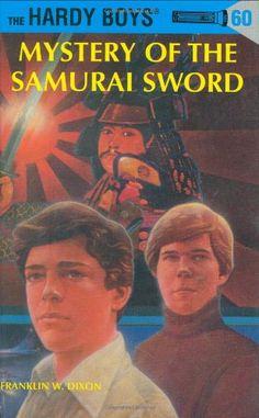 Hardy Boys 60: Mystery of the Samurai Sword by Franklin W. Dixon http://www.amazon.com/dp/0448436973/ref=cm_sw_r_pi_dp_zVWKvb0NQ5TVJ