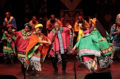 Members of the Grammy award-winning Soweto Gospel Choir are ready to be […] Grammy Award, Choir, Kaftan, Families, Two By Two, Day, Greek Chorus, Choirs, My Family