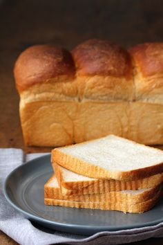 Tangzhong Whole Wheat Bread from Karen's Kitchen Stories