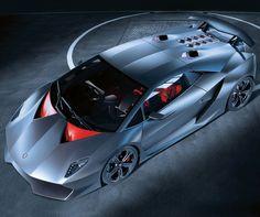 Lamborghini Sesto Elemento. Wow!