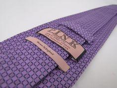 Thomas Pink Tie Modern Necktie 100% Silk Woven in England Jermyn Street London #ThomasPink #Tie