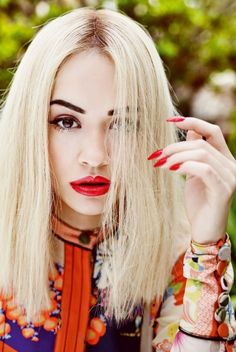 39128b0f1d9f Rita Ora brings a whole lot of color and sass to her InStyle Magazine (UK)  photo shoot! 50 Shades of Christian and Ana