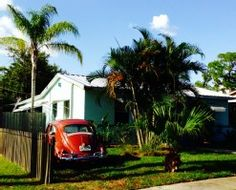Classic Florida Bungalow, Hot Tub, Near... - HomeAway St Petersburg