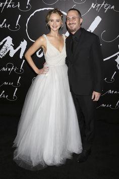 Daran Aronofsky en Jennifer Lauwrence.