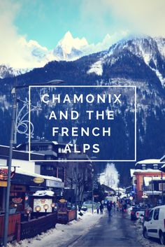 Looking for a winter adventure of a lifetime?  Grab your skis and snowboard and head to Chamonix  in the French Alps.  There are so many reasons why it' makes a ton of sense to come out here.