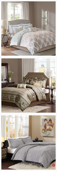 Shop Target for comforter set you will love at great low prices. Free shipping on orders of $35+ or free same-day pick-up in store. Minimalist Bedroom, Minimalist Kitchen, Minimalist Living, Modern Minimalist, Living Rooms, House Rooms, Living Room Interior, Interior Paint, Dream Bedroom