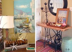 Get the Look Decor: Classically Cultivated on Etsy